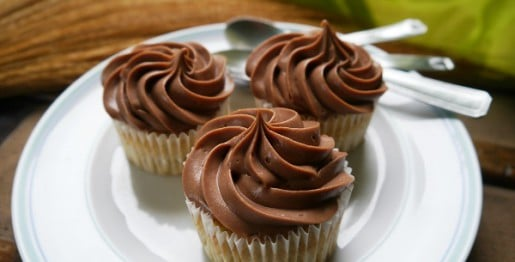 recette cupcake au nutella